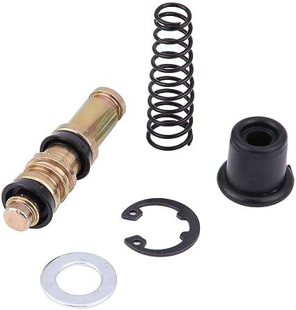 Kste Bremse Reparatur 1 Satz 12 7mm Motorrad Kupplung Bremse Pumpenkolben Plunger Reparatursätze Zylinder Rigs Reparatur Zubehör Auto