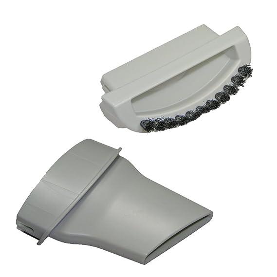 2 90512753 Set Black /& Decker CHV1408 CHV1568 CHV1688 Dustbuster Brush