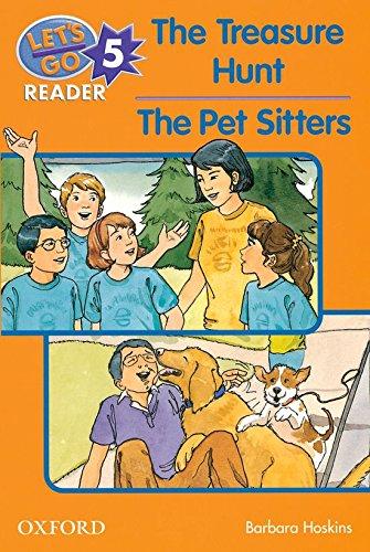 The Treasure Hunt: The Pet Sitter (LET'S GO  READER.) pdf epub