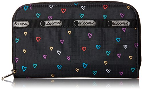 lesportsac-lily-wallet-love-drops-one-size