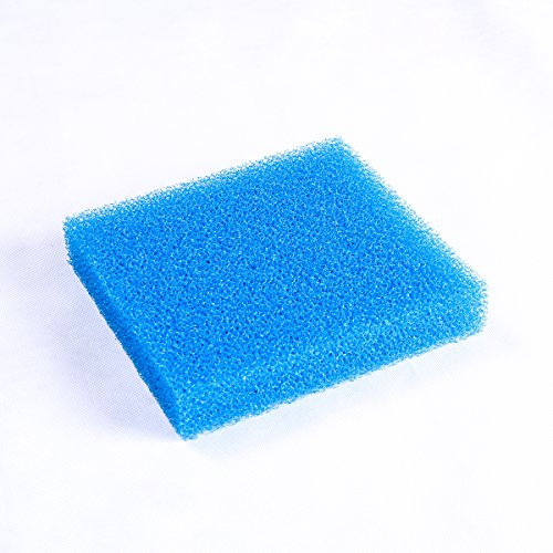 "Coarse Foam (AQUANEAT Reticulated Open Cell Foam Sponge Filter Media Aquarium Fish HMF Sump 11"" Coarse)"
