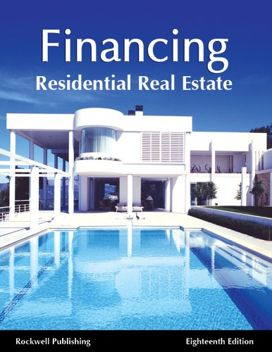 Finance Residential Real Estate 18Th Edition