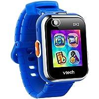 Reloj inteligente VTech Kidizoom DX2, Azul, Azul