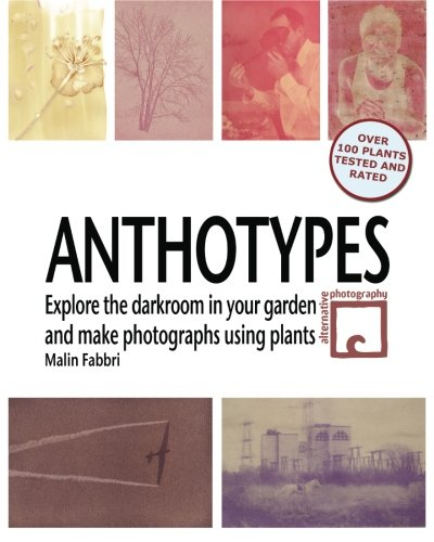 Anthotypes will make you look at plants in a whole new light. It will show you how to make photographs from the juice of flowers, fruits and plants, using a totally environmentally friendly photographic process. Anthotype is a very delicate photograp...