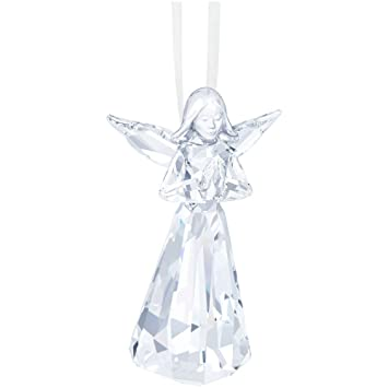 Amazoncom Swarovski Annual Edition 2015 Angel Ornament Home