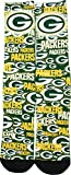 Green Bay Packers Montage Promo Socks