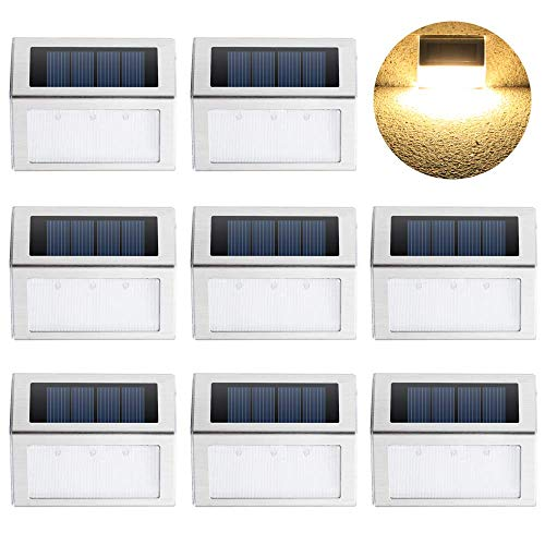 See the TOP 10 Best<br>Outdoor Solar Step Lights