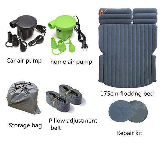 Amazon.com: 6/4 Car Travel Bed Camping Car Bed Portable ...