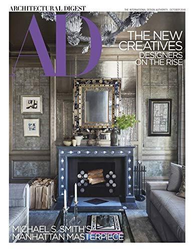 Magazines : Architectural Digest Magazine