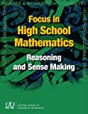 Focus in High School Mathematics : Reasoning and Sense Making, Gary Martin, 0873536312