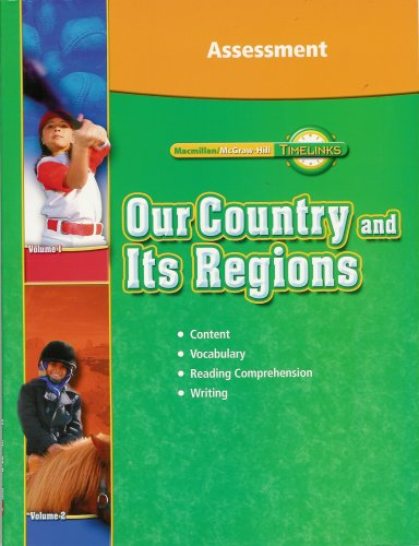 Our Country and Its Regions: Assessment