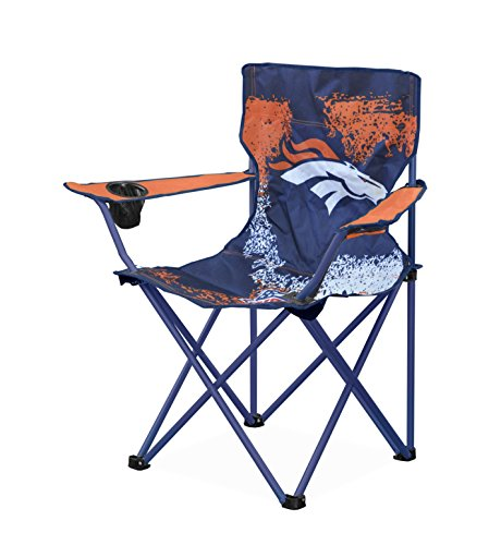 NFL Denver Broncos Tween Camp Chair