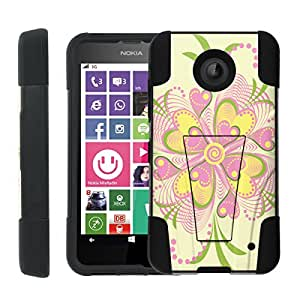 [ManiaGear] Rugged Armor-Stand Design Image Protect Case (Spring) for Nokia Lumia 635