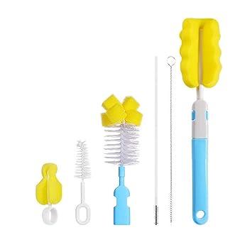 Amazon.com: Creative - Juego de 6 cepillos de limpieza para ...