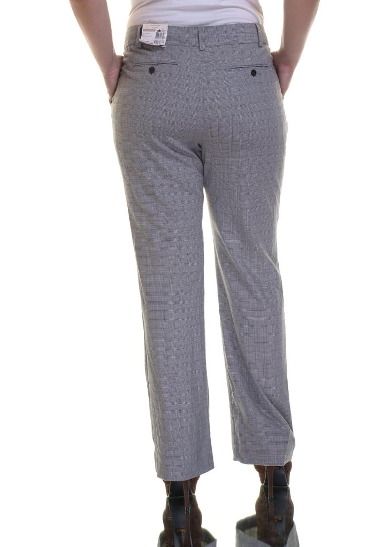 Charter Club Women's Classic Plaid Flat Front Dress Pants