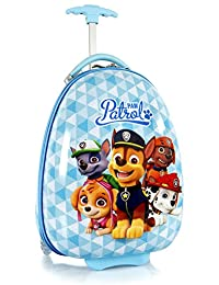 Heys Paw Patrol Designer Luggage Case - Light Blue for Boys and Girls