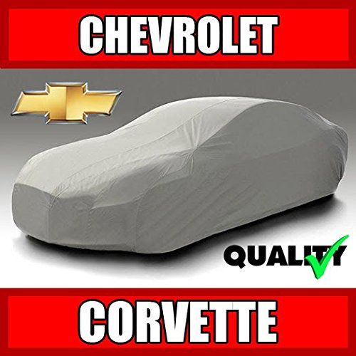 autopartsmarket Chevy Corvette 1991 1992 1993 1994 1995 1996 Ultimate Waterproof Custom-Fit Car Cover