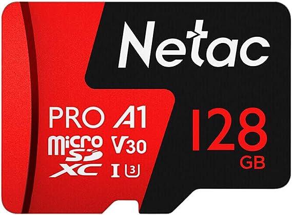 Docooler Netac 128 Gb 64 Gb Pro Micro Sdxc Tf Karte Speicherkarte Datenspeicherung V30 Uhs I U3 Hohe Geschwindigkeit Bis Zu 98mb S Navigation