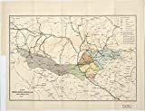 Vintage 1782 Map of the empire of Germany. Germany