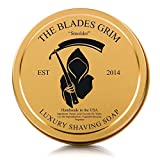 Shave-Ready-Shaving-Straight-Razor-68-GD-wBox-208-Gold-Dollar-Straight-Razor-The-Blades-Grim-Soap-Synthetic-Shaving-Brush-GB-Buckingham-Strop-Complete-Straight-Razor-Set