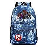 SP Kids Schoolbag Backpack with Roblox Students Bookbag Handbags Travelbag (RB-222)