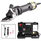 320W 6 Speed Sheep Shears Electric Clippers for Goats,...