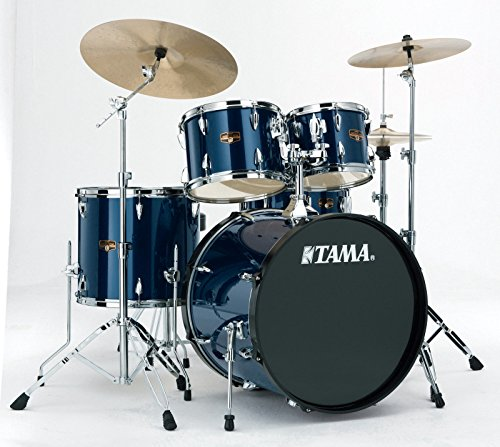 Tama IP52KCMNB Imperialstar 5-Piece Complete Drum Kit with 22