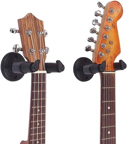 Li-ly Soporte de pared para guitarra, soporte de pared para colgar ...