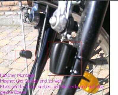 2015 Neu!!Fahrradcomputer Radcomputer Bicycle Computer Funk Fahrradtacho Tachometer LCD Display