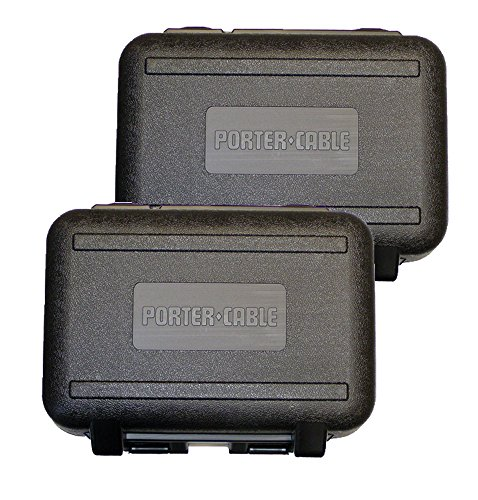 Porter Cable Heavy Duty Belt Sander Replacement (2 Pack) Carrying Case # 891582-2pk