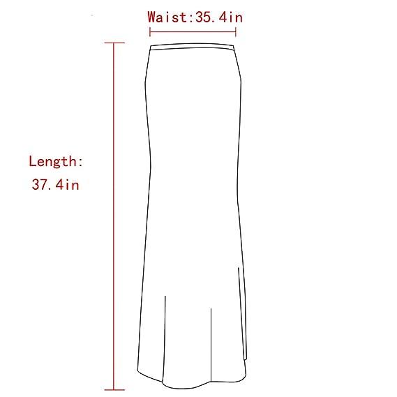 e3410ebe4e36e Amazon.com: Sherry Skirt Women's Bohemian Floral Print Beach Wrap Skirt  High Waist Long Maxi Skirt (Wine Red): Home & Kitchen