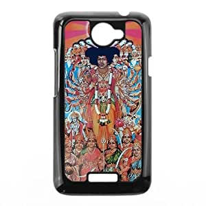 HTC One X Phone Case Black Jimi Hendrix UYUI6761040