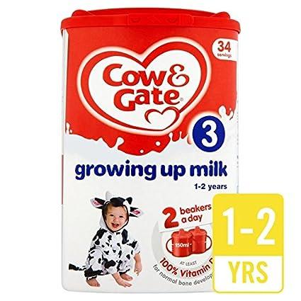 Cow & Gate Creciendo Leche 1-2 Años 900g