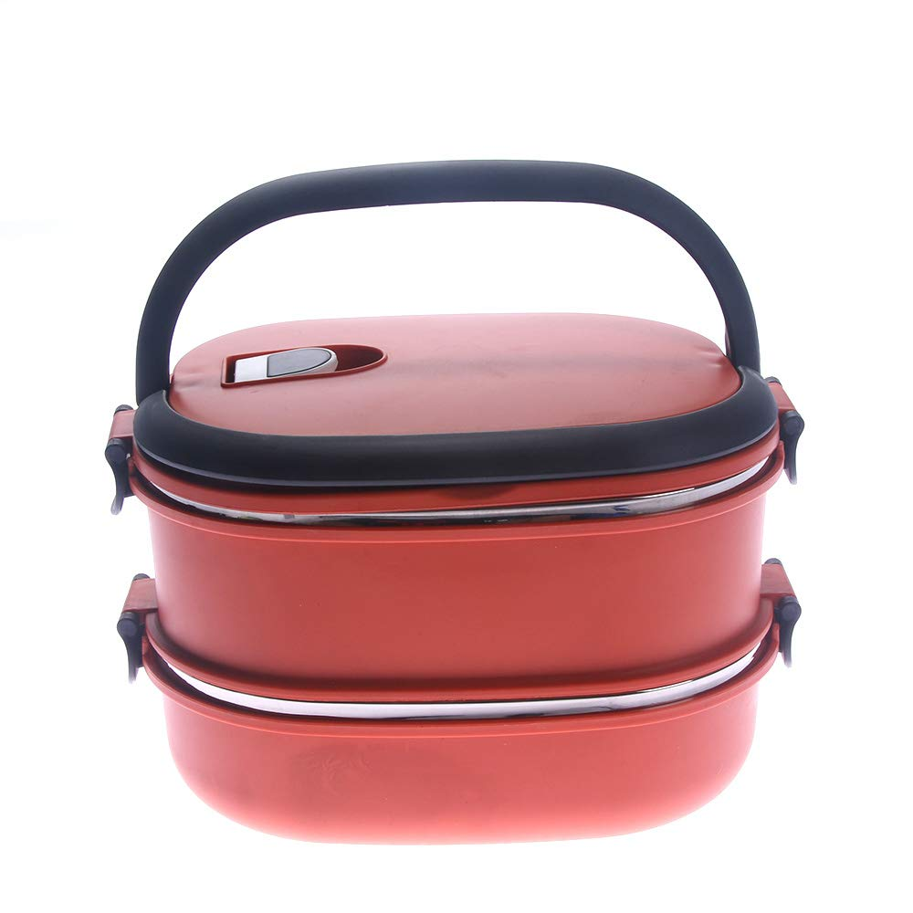 64008ccf09f9 NUOMI Heat/Cold Insulated Lunch Box Containers Leakproof Bento Boxes ...