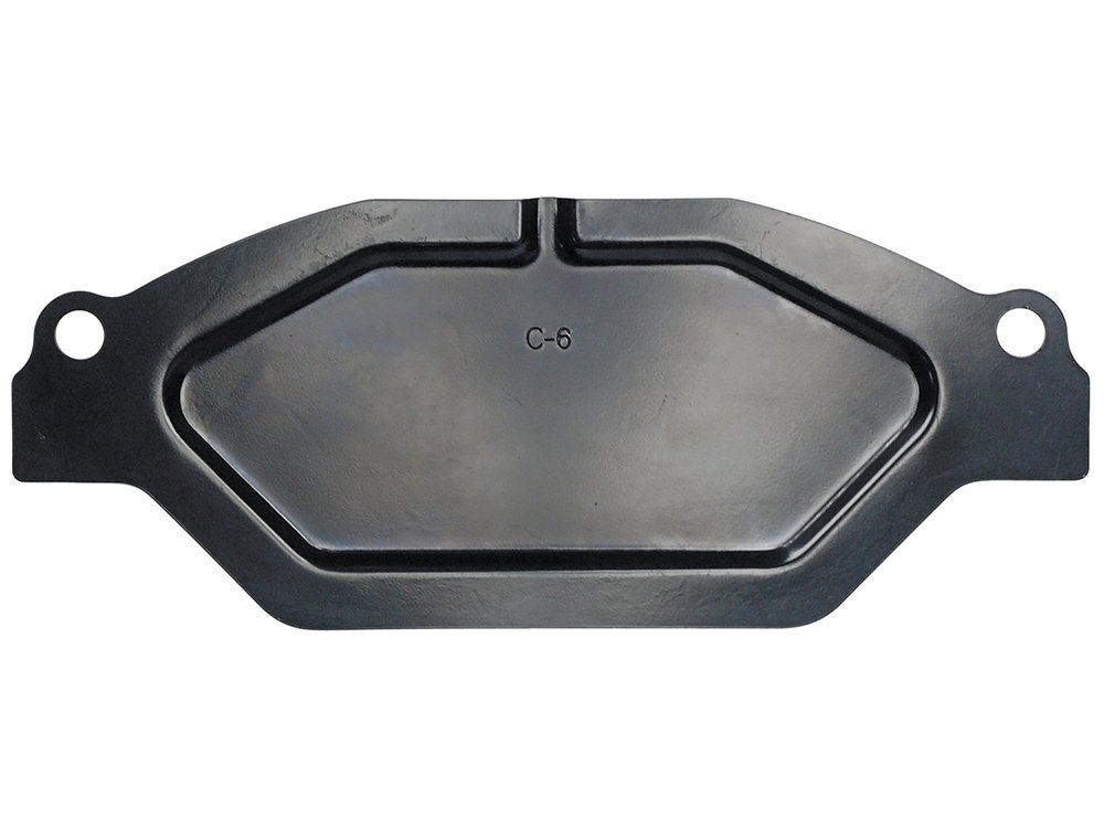 New 1971-74 Ford Torino Ranchero 71-73 Mustang Cougar 351C 78-79 F100 300 302 C6 A/T Cover Inspection Plate (D1OZ-7986A) Auto Krafters