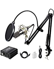 TONOR BM-700 Microfono a Condensatore Kit