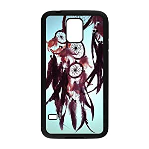 C-EUR Customized Print Dream Catcher Hard Skin Case Compatible For Samsung Galaxy S5 I9600