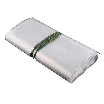 SUPVOX 100pcs Bolsas transparentes transparentes para ...