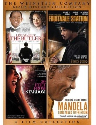 Black History Collect 4pk