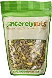 #8: Sincerely Nuts Pistachios Roasted & Unsalted Kernels (No Shell) - One Lb. Bag - Irresistibly Delish and Crunchy - Bursting with Antioxidants - Kosher