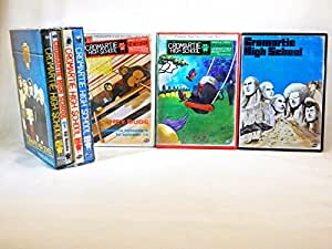 Cromartie High School Complete Collection