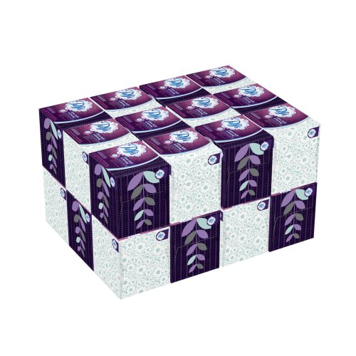 (Puffs Ultra Soft & Strong Facial Tissues; 1344 Count; 24 Cube Boxes (56 Tissues Per Box))