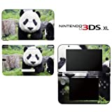 Kung Fu Panda Decorative Video Game Decal Cover Skin Protector for Nintendo 3DS XL