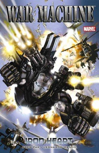 War Machine - Volume 1: Iron Heart (War Machine (Marvel))