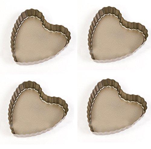 Heart Shaped Tart - 9