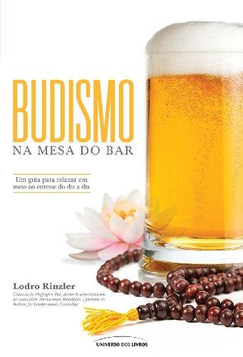 Budismo na mesa do bar