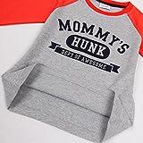 Mommy's MVP Boys Long Sleeve Clothing Set Baby