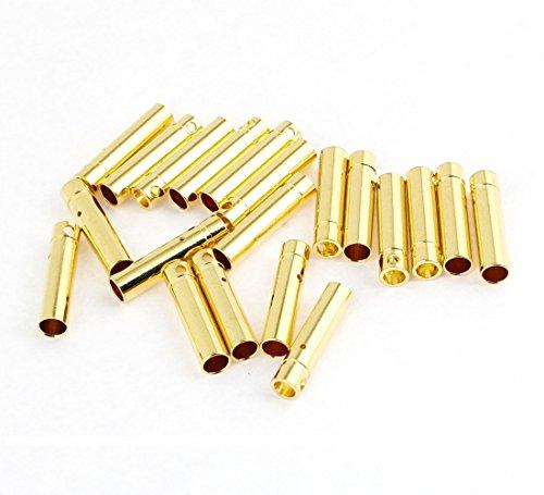 4mm bullet female - 6