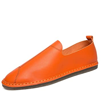 Mens Casual Shoes red 7.5M