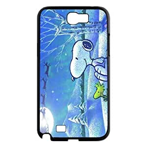 Snoopy Hard Case Cover Skin Phone Case For Samsung Galaxy Note 2 Case TPUKO-Q-9A9903647